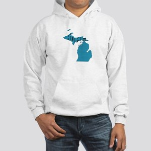 Michigan Home Hooded Sweatshirt