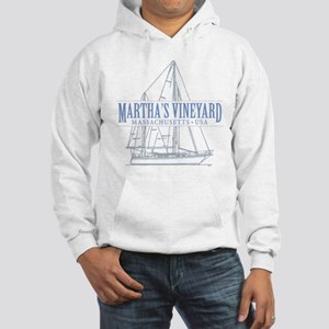 Martha's Vineyard - Hooded Sweatshirt