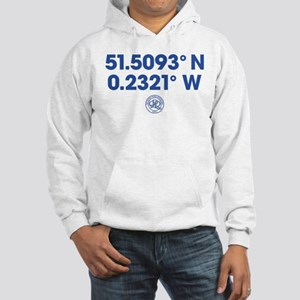 Queens Park Rangers Coordinates Hooded Sweatshirt