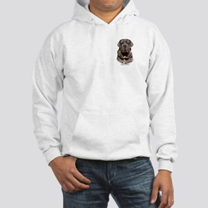 Neapolitan Mastiff 9Y393D-047 Hooded Sweatshirt