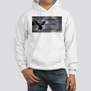 ISAIAH 40:31 Hooded Sweatshirt