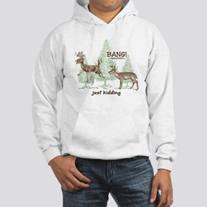 d242852b327b4 Deer Hunting Men's Hoodies - CafePress