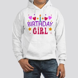 Birthday Girl Hooded Sweatshirt