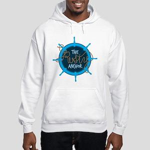 The Rusty Anchor Hooded Sweatshirt