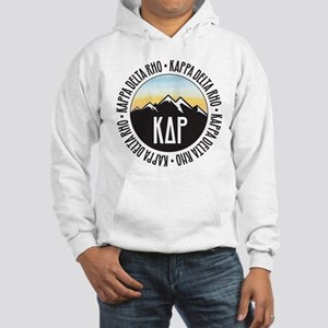 KDR Mountain Sunset Hooded Sweatshirt