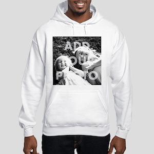 Add Your Photo Hooded Sweatshirt