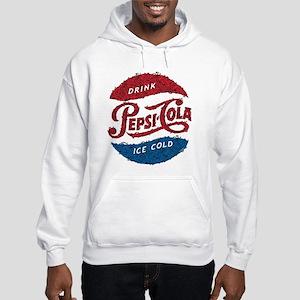 Pepsi Logo Doodle Hooded Sweatshirt