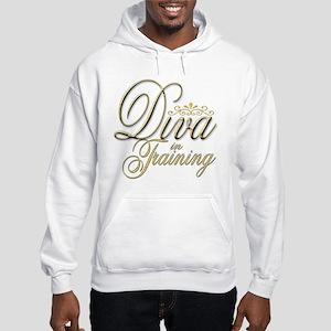 Diva in Training Hooded Sweatshirt