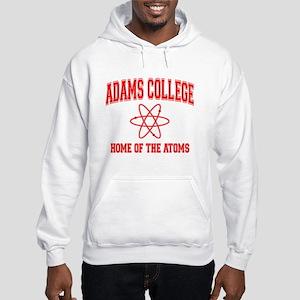 Adams College Hooded Sweatshirt