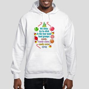 Elf Candy Hooded Sweatshirt