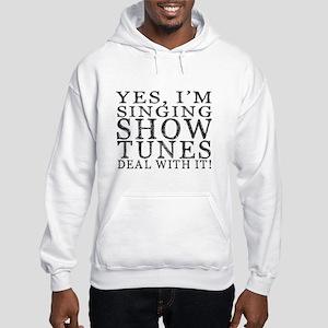 Singing Showtunes Sweatshirt