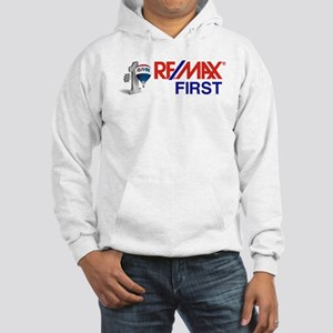 Remax_First_logo_stacked _balloon Hoodie
