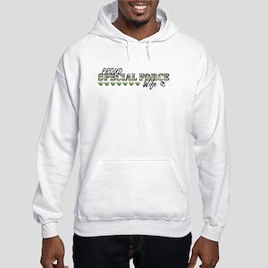 Wife Hooded Sweatshirt