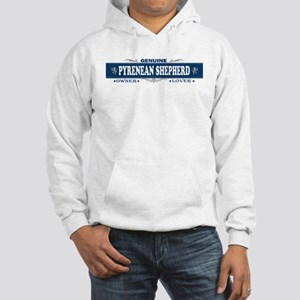 PYRENEAN SHEPHERD Hooded Sweatshirt