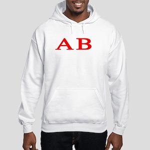 Alpha Beta Hooded Sweatshirt