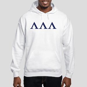 Lambda Lambda Lambda Homecoming Hooded Sweatshirt