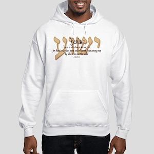 Yeshua Acts 4:12 Hooded Sweatshirt