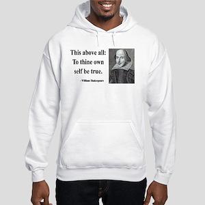Shakespeare 5 Hooded Sweatshirt