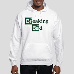 Breaking Bad Logo Hooded Sweatshirt
