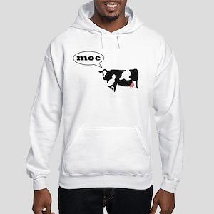 moe cow Sweatshirt