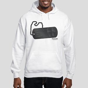 lieutenant dan Hooded Sweatshirt