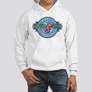The Blues Cafe Hooded Sweatshirt