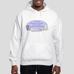 Better Pet Life Hooded Sweatshirt