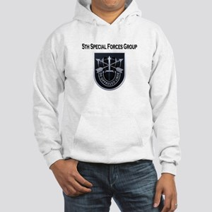 5th Special Forces Group Hooded Sweatshirt