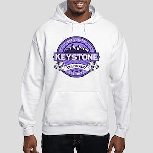Keystone Purple Hooded Sweatshirt