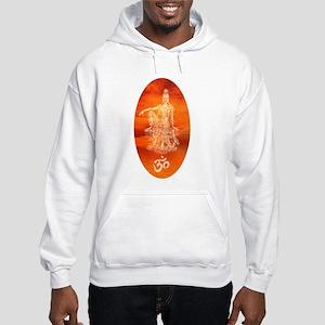 Kuan Yin Hooded Sweatshirt