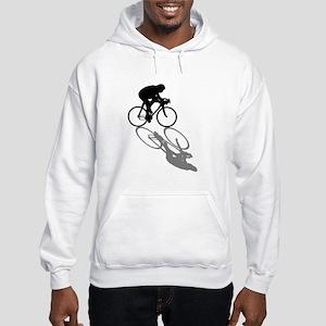 Cycling Bike Hooded Sweatshirt