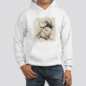 Jesus Hooded Sweatshirt