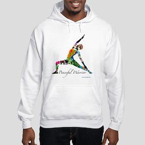 PeacefulWarriorT Hooded Sweatshirt