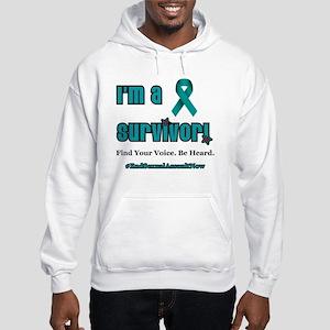 I'm a Survivor... Hooded Sweatshirt