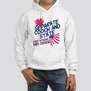 Cooch and State Hooded Sweatshirt