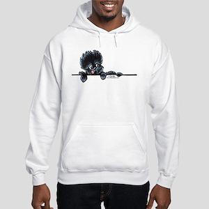 Affen Over the Line Hooded Sweatshirt