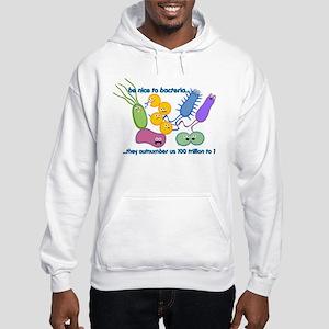 Outnumbered Hooded Sweatshirt