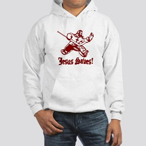 Jeses Saves Goal Hooded Sweatshirt