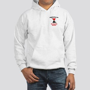 7th Infantry Div (L) Hooded Sweatshirt