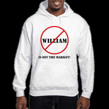 "Personalised Sweatshirt ""Off the Market"""