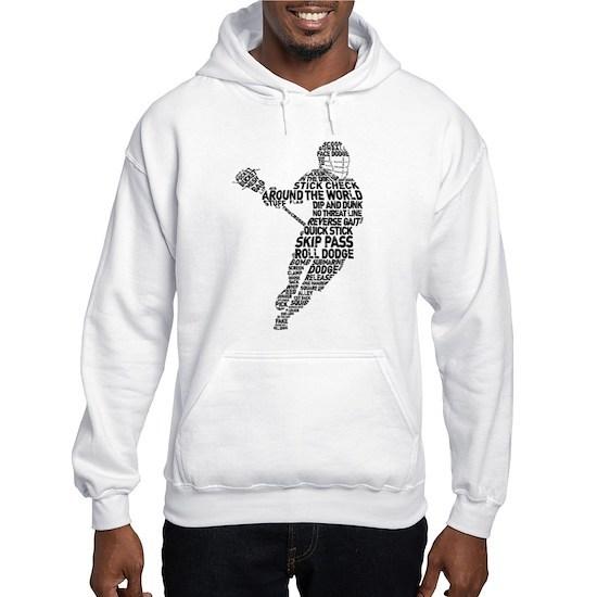 Lacrosse Typography Design