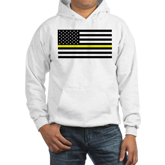 U.S. Flag: Black Flag & The Thin Yellow Line