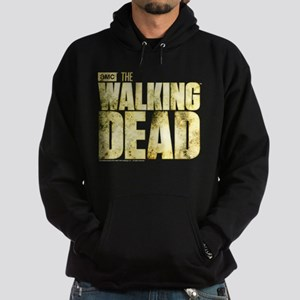 The Walking Dead Zip Hoodie Hoodie (dark)