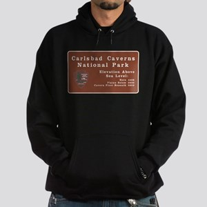 Carlsbad Caverns National Park, New Hoodie (dark)