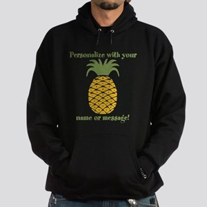 PERSONALIZED Pineapple Hoodie