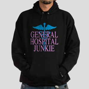 General Hospital Junkie Hoodie (dark)