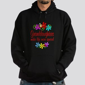 Special Granddaughter Hoodie (dark)
