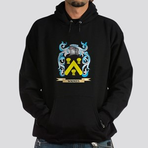 Wickes Coat of Arms - Family Crest Sweatshirt