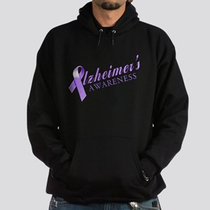 Alzheimer's Awareness Hoodie (dark)