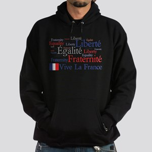 France - Liberty, Equality, F Sweatshirt